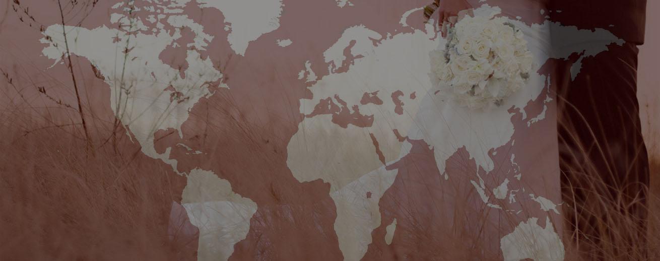 یار و همسر خود را در سرتاسر جهان با کمک موسسه همسرجون پیدا کنید